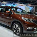 2015 Honda CR-V ASEAN front three quarter at the 2014 Thailand International Motor Expo