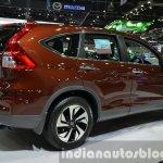 2015 Honda CR-V ASEAN live image at the 2014 Thailand International Motor Expo