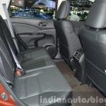2015 Honda CR-V ASEAN rear seat at the 2014 Thailand International Motor Expo