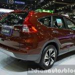 2015 Honda CR-V ASEAN rear three quarter at the 2014 Thailand International Motor Expo