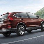 2015 Honda CR-V ASEAN side