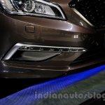 2015 Hyundai Sonata LED DRL at 2014 Guangzhou Motor Show