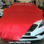 2015 Hyundai Sonata Malaysia showcased front