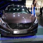 2015 Hyundai Sonata front at 2014 Guangzhou Motor Show