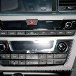 2015 Hyundai Sonata music system at 2014 Guangzhou Motor Show