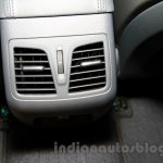 2015 Hyundai Sonata rear AC at 2014 Guangzhou Motor Show