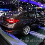 2015 Hyundai Sonata rear quarters at 2014 Guangzhou Motor Show