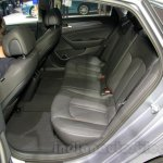 2015 Hyundai Sonata rear seat at 2014 Guangzhou Motor Show