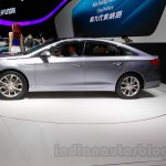 2015 Hyundai Sonata side at 2014 Guangzhou Motor Show