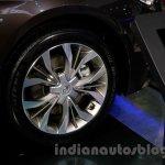 2015 Hyundai Sonata wheel at 2014 Guangzhou Motor Show