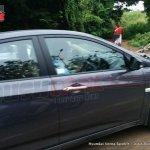 2015 Hyundai Verna facelift spied side