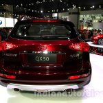 2015 Infiniti QX50 rear at the Guangzhou Auto Show 2014
