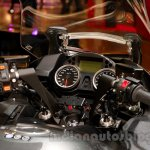 2015 Kawasaki 1400 GTR dashboard at EICMA 2014