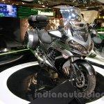 2015 Kawasaki 1400 GTR front three quarter at EICMA 2014