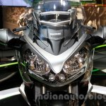 2015 Kawasaki 1400 GTR headlamp at EICMA 2014