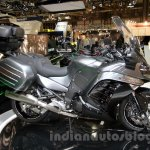 2015 Kawasaki 1400 GTR profile at EICMA 2014