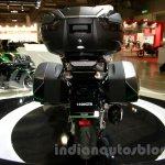 2015 Kawasaki 1400 GTR rear at EICMA 2014