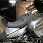 2015 Kawasaki 1400 GTR seat at EICMA 2014