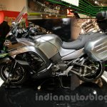 2015 Kawasaki 1400 GTR side at EICMA 2014