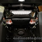 2015 Kawasaki 1400 GTR taillight at EICMA 2014