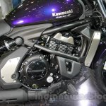 2015 Kawasaki Vulcan S engine at EICMA 2014
