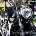 2015 Kawasaki Vulcan S headlight at EICMA 2014