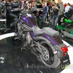 2015 Kawasaki Vulcan S rear quarters at EICMA 2014