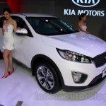 2015 Kia Sorento L front quarter at Guangzhou Auto Show 2014