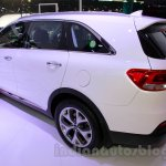 2015 Kia Sorento L rear quarter at Guangzhou Auto Show 2014