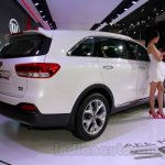 2015 Kia Sorento L rear quarters at Guangzhou Auto Show 2014