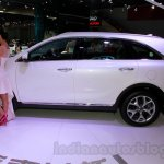2015 Kia Sorento L side at Guangzhou Auto Show 2014