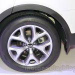 2015 Kia Sorento L wheel at Guangzhou Auto Show 2014