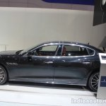 2015 Maserati Quattroporte GTS side at the 2014 Los Angeles Auto Show