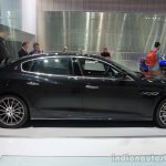 2015 Maserati Quattroporte GTS side view at the 2014 Los Angeles Auto Show