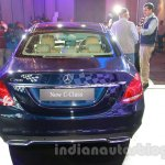 2015 Mercedes C Class rear launch