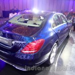 2015 Mercedes C Class rear quarters launch