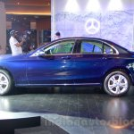 2015 Mercedes C Class side launch