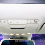 2015 Mercedes C Class sunroof launch
