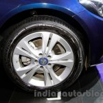 2015 Mercedes C Class wheel launch