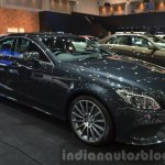 2015 Mercedes CLS front three quarters left at the 2014 Thailand International Motor Expo