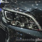 2015 Mercedes CLS headlamp at the 2014 Thailand International Motor Expo