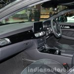 2015 Mercedes CLS interior at the 2014 Thailand International Motor Expo