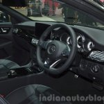 2015 Mercedes CLS interiors at the 2014 Thailand International Motor Expo