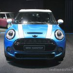 2015 Mini Cooper 5-door Hardtop at the 2014 Los Angeles Auto Show
