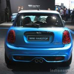 2015 Mini Cooper 5-door Hardtop rear at the 2014 Los Angeles Auto Show