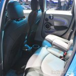 2015 Mini Cooper 5-door Hardtop rear seat at the 2014 Los Angeles Auto Show