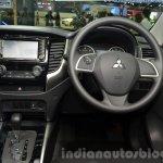 2015 Mitsubishi Triton cockpit at the 2014 Thailand International Motor Expo