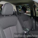 2015 Mitsubishi Triton driver seat at the 2014 Thailand International Motor Expo
