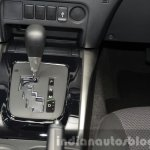 2015 Mitsubishi Triton gear selector at the 2014 Thailand International Motor Expo