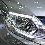 2015 Mitsubishi Triton headlamp at the 2014 Thailand International Motor Expo